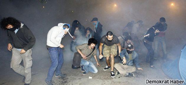 Gezi Parkı'nda polisten sabah 05.00'da saldırı