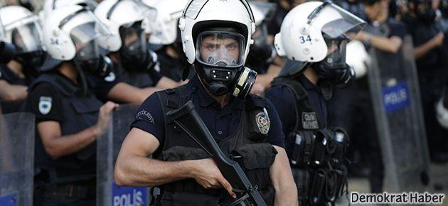 'Gezi' polislerine 24'er maaş ikramiye