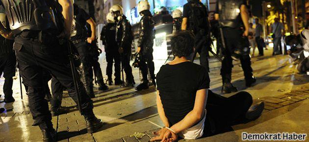 Gezi protestoları sırasında 169 işkence başvurusu