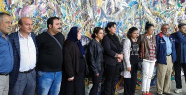 Gezi Tablosu'nun açılışı yapıldı