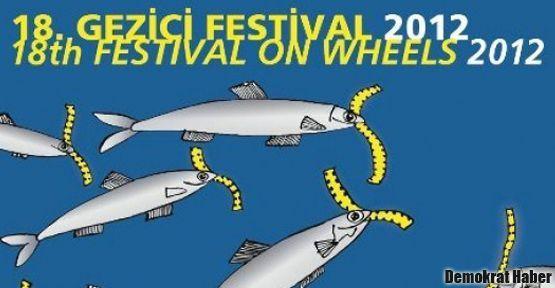 Gezici Festival 18. kez yola çıkıyor