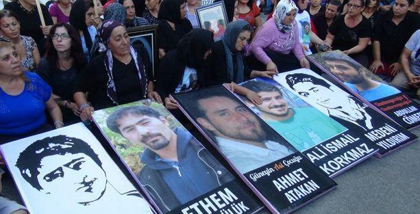 Gezi'de öldürülenler için Bakan'dan ilginç savunma