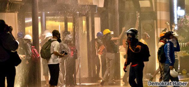 Gezi'deki tavrı için Divan Otel'e 'cesaret' ödülü