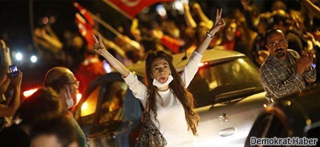 Gezi'ye korna çalarak destek verenlere de ceza