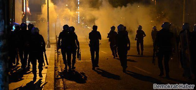 Gezi'ye polis saldırısı dünya basınında