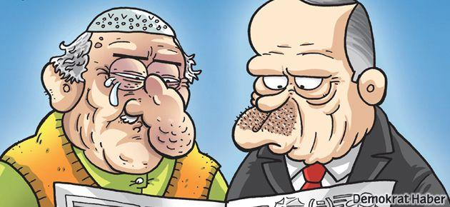 Gırgır'dan AKP ve Gülen'e: Durun siz kardeşsiniz!