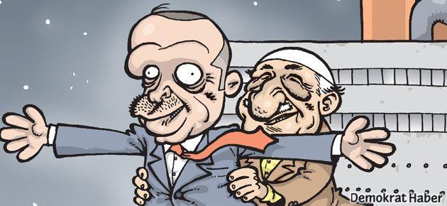 Gırgır, Erdoğan ve Gülen'i Titanik'e bindirdi