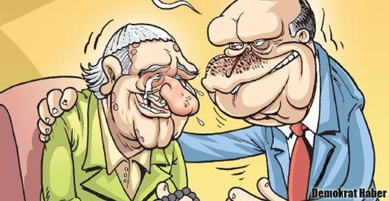 Gırgır Erdoğan'ın aradığı hocayı çizdi