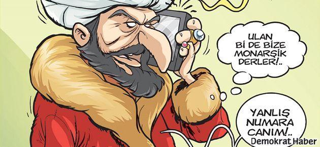 Gırgır'dan Alo Fatih kapağı