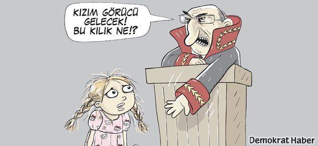 Gırgır'dan tecavüz davaları önerisine kapak
