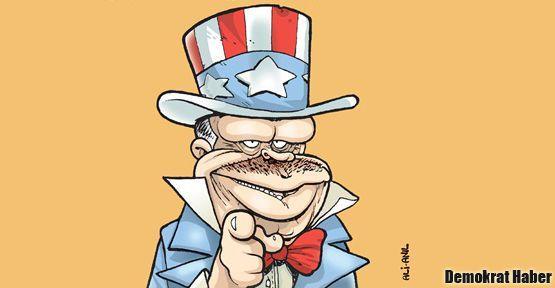 Gırgır'ın kapağında 'Amerikalı' Erdoğan