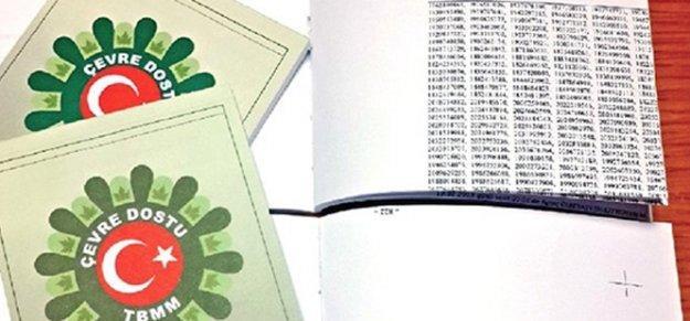 Gizli belgeler dönüştürülüp not defteri olunca yolsuzluk tapeleri ifşa oldu