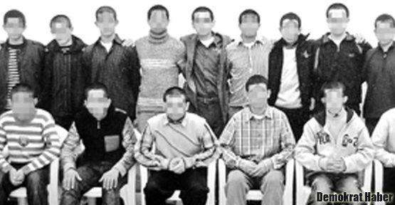 Gizli tanıklığı reddeden çocuğu tutukladılar