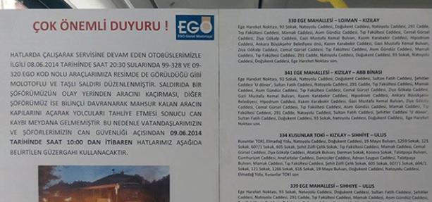 Gökçek'ten Tuzluçayır halkına 'eylem cezası'