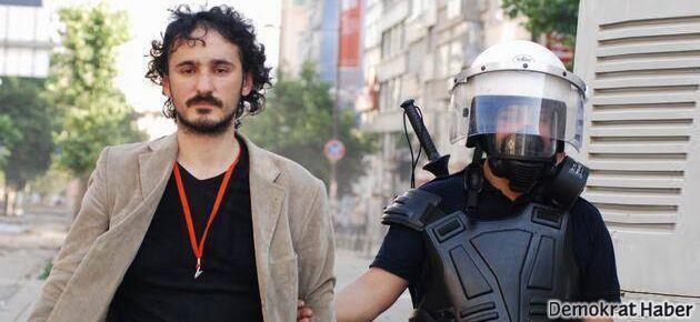 Gökhan Biçici yaşadığı polis şiddetini anlattı