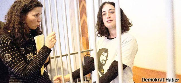 Greenpeace eylemcileri 'holiganizm'den yargılanacak