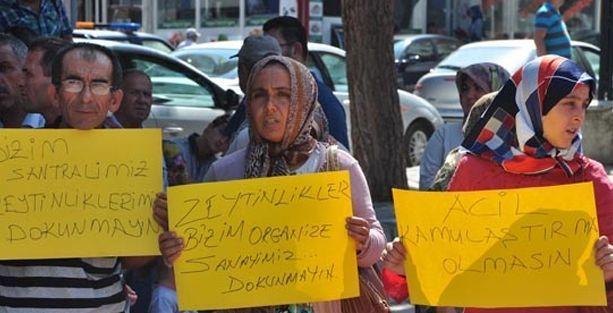 Greenpeace, Soma'da acele kamulaştırmaya karşı dava açtı