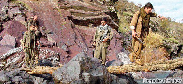 Guardian: Köylüler çekilen PKK savaşçılarını gördü