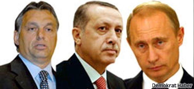 Guardian: Putin, Erdoğan ve Orban otokrat liderler