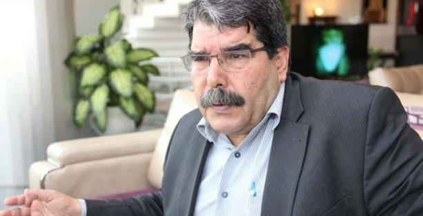 Guardian: Salih Müslim Türkiye'den silah yardımı için izin istedi