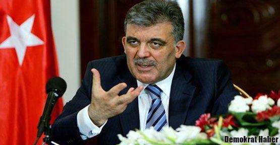 Gül: BDP'nin çözüm için çaba harcaması gerekir
