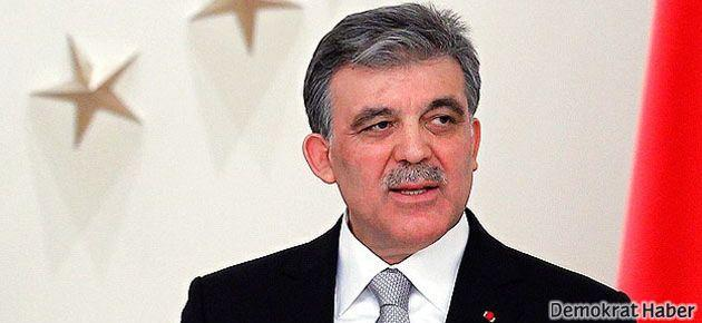 Cumhurbaşkanı Gül'den yolsuzluk açıklaması