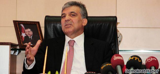 Gül, Özel Yetkili Mahkemeler'in kaldırılmasını onayladı