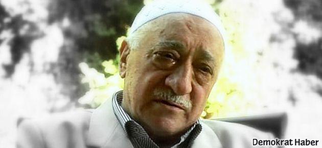 Gülen'in ağlamaktan gözleri şişmiş