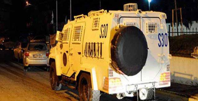 Gülsuyu ve Gülensu'ya geceyarısı polis baskını