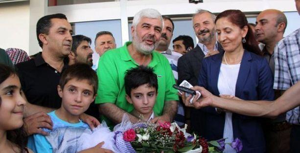 Günay Aslan, 19 yılın ardından memleketi Van'da