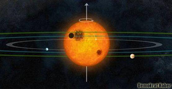 Güneş Sistemi'nin benzeri bulundu