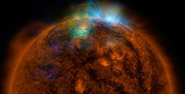 Güneşin 'röntgeni' çekildi