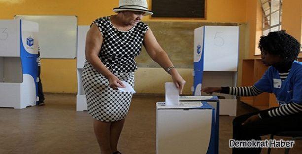 Güney Afrika'da genel seçim