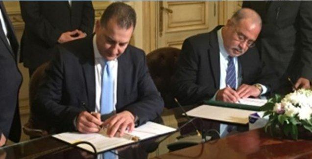Güney Kıbrıs Mısırla doğalgaz anlaşması imzaladı