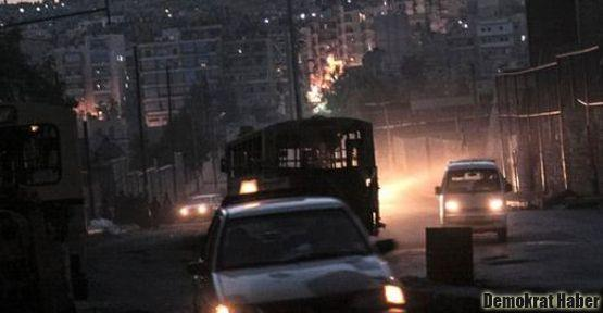 Halep'te Kürt mahallesi bombalandı: 14 ölü