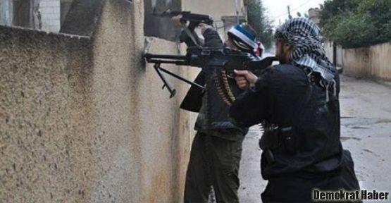Halep'te savaşan 'Türk militanlar'