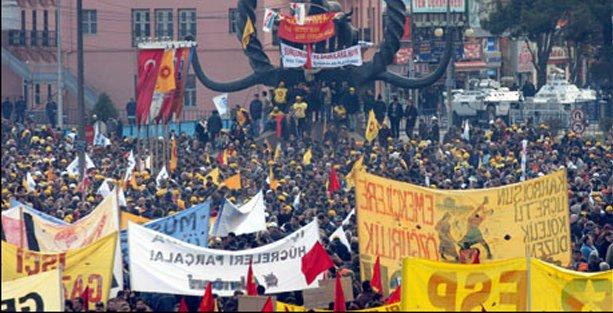 'Halk İçin Bütçe, Demokratik Türkiye' mitingi yarın Ankara'da