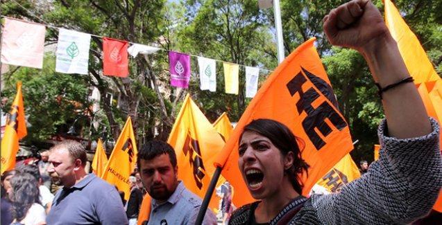 Halkevleri, halkı HDP'ye oy vermeye çağırdı