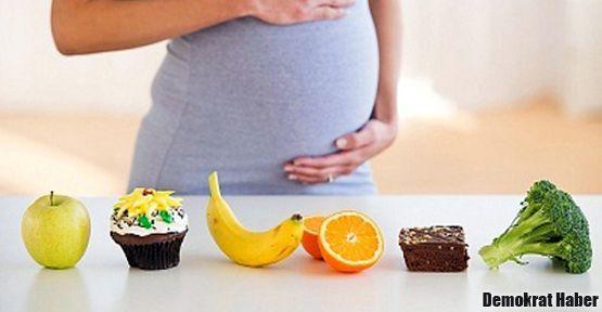 Hamilelere yasak gıdalar
