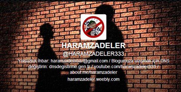 Haramzadeler'den ilk tweet: Faciayı fırsat bilen haramiler!