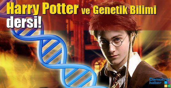 Okullarda 'Harry Potter ve Genetik Bilimi' dersi