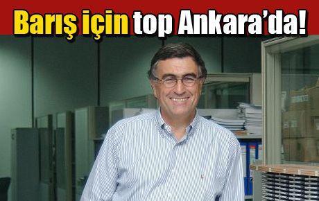 Hasan Cemal: Barış için top Ankara'da!