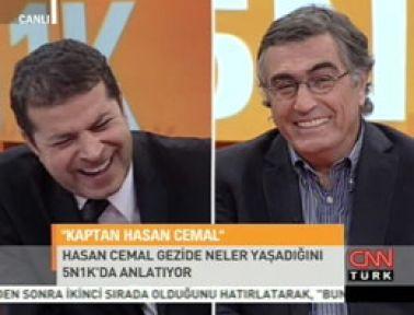 Hasan Cemal yine okura yaranamadı!