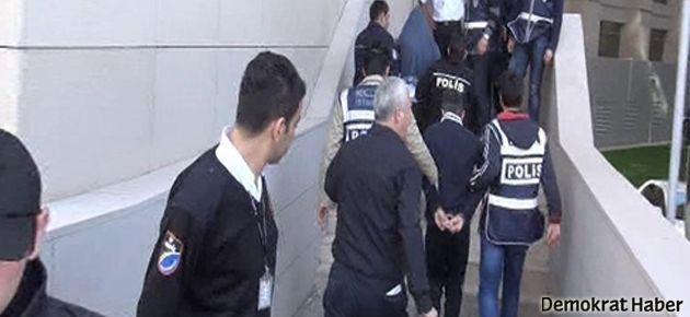 Hasan Ferit'in zanlıları tutuklandı