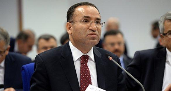 Adalet Bakanlığı, Şakran skandalını TBMM'den gizlemiş