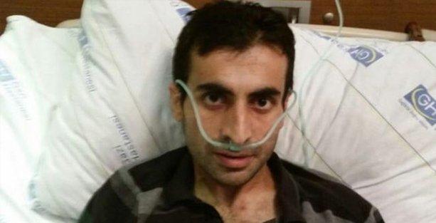 Hasta tutuklu Arslan yaşamını yitirdi