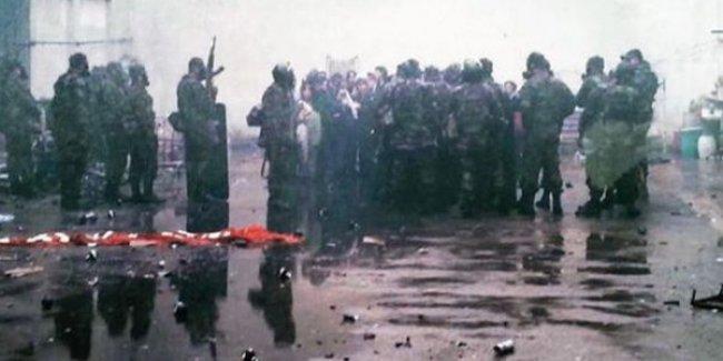 19 Aralık katliamında askeri, mahpuslar değil asker öldürmüş