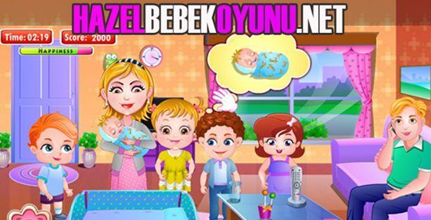 Hazel bebek oyunları