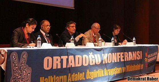 HDK Ortadoğu Konferansı Sonuç Bildirgesi