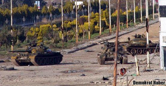 HDK: Suriye'ye müdahale açıkça işgal olur!